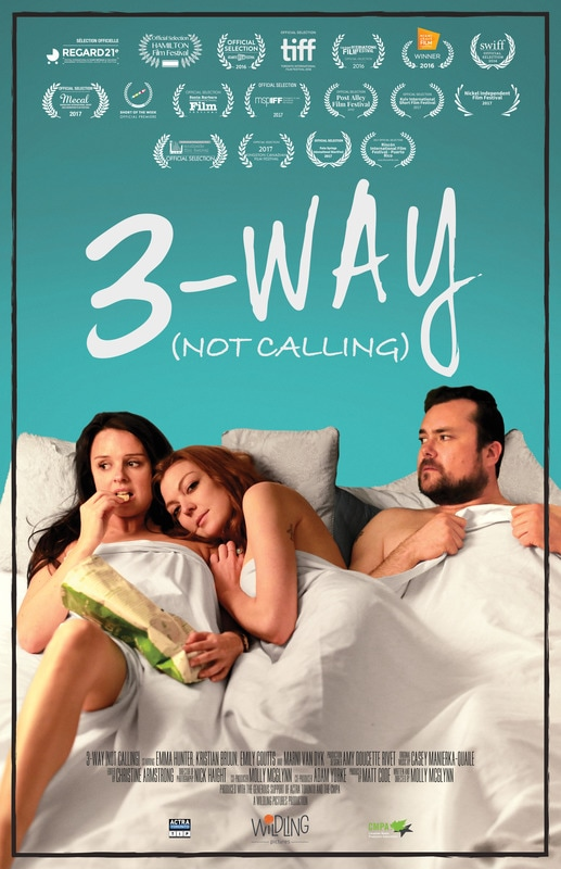 Poster for 3-way (Not Calling)