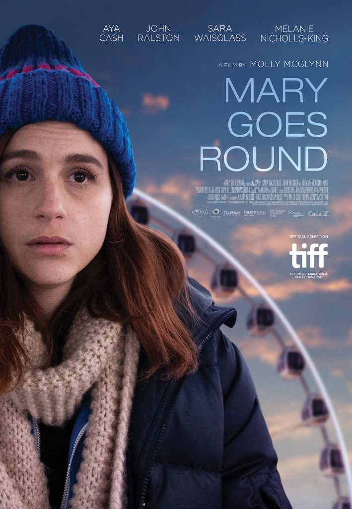 Poster for Mary Goes Round