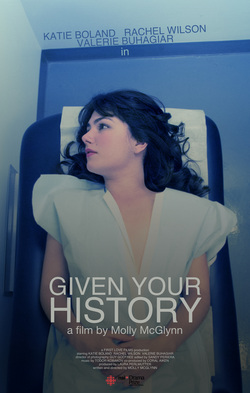 Poster for Given Your History